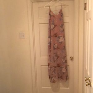 Size large Three Eighty Two Slip Dress